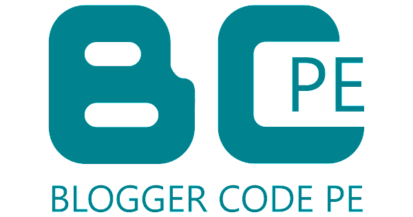 Blogger Code - Conditions d'Utilisation