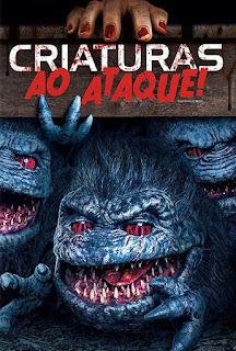 Criaturas ao Ataque! - BDRip Dual Áudio