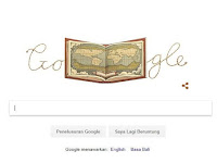 Abraham Ortelius, Creator of the First Modern Atlas Appears in Google Doodle Sunday May 20, 2018