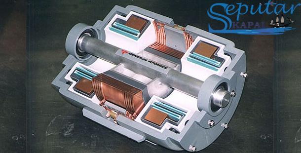 Mesin General Atomics Hybrid Propulsion