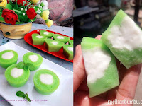 Resep kue Puding NONA MANIS mirip Lumpur Lapindo