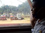 Puluhan Mobil Operasional  BPBD Siap Tempur Saat Bencana