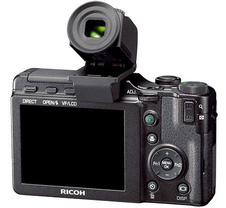 Дополнительный видоискатель для камеры Ricoh GXR