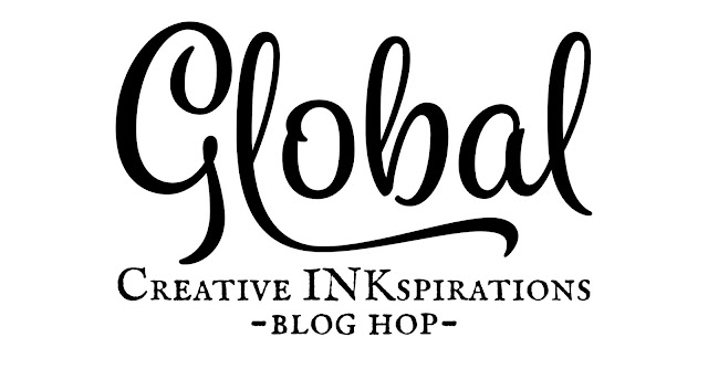 Global Creative INKspirations Blog Hop Banner | Nature's INKspirations by Angie McKenzie