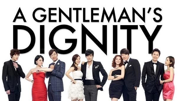 Drama Korea Terbaik a gentleman's dignity