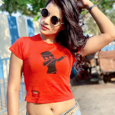 Mokshita Raghav actress