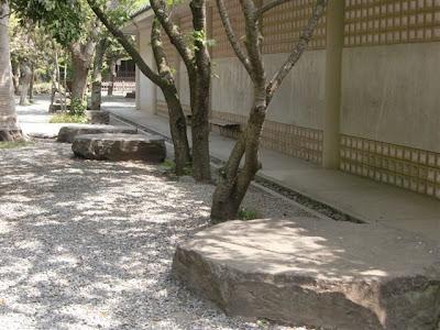 鎌倉大仏殿礎石