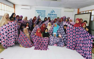 Kreasi Batik Shibori