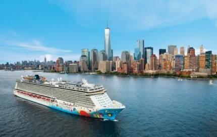 Norwegian Cruise Line volta a Nova York