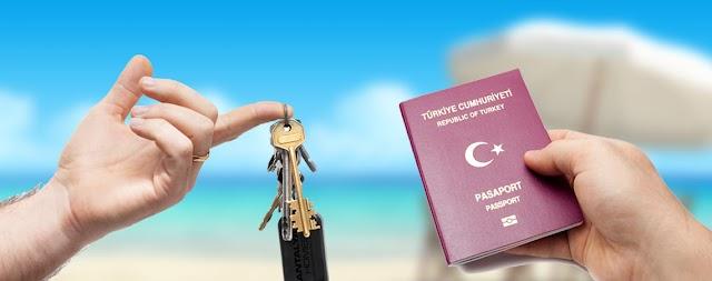 استثمر بربع مليون دولار واحصل على الجنسية التركية لك ولعائلتك