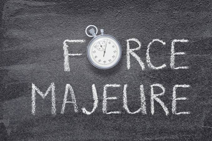 Force Majeure (Act of God) Clauses During Covid-19