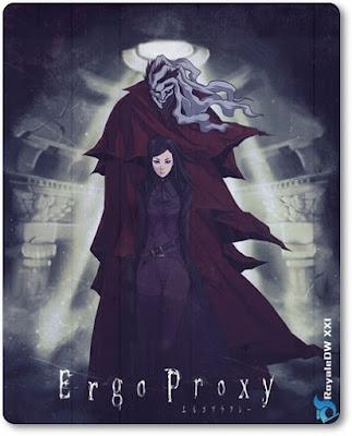 ERGO PROXY Full Episode