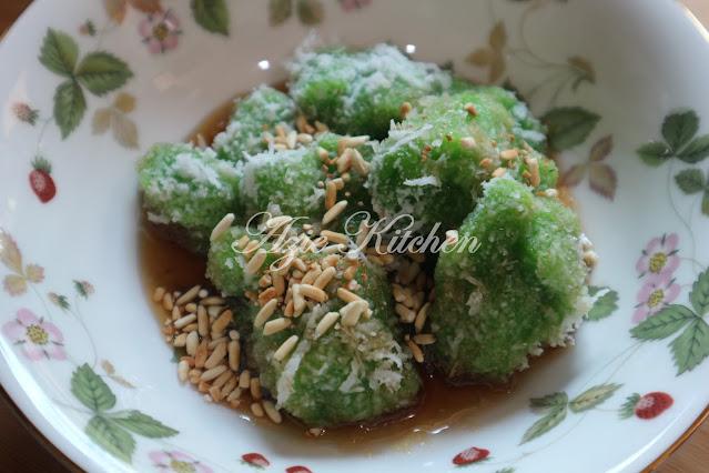 Kuih Katur Tradisional Kelantan
