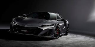 Honda bocorkan Spesifikasi Honda NSX Type S Generasi kedua