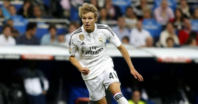 Confirmed: Real Madrid drop Martin Odegaard out of the squad for Getafe friendly