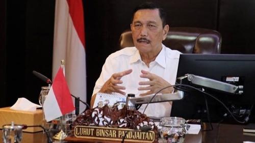 Kekurangan, Menko Luhut Buka Opsi Indonesia Impor Oksigen