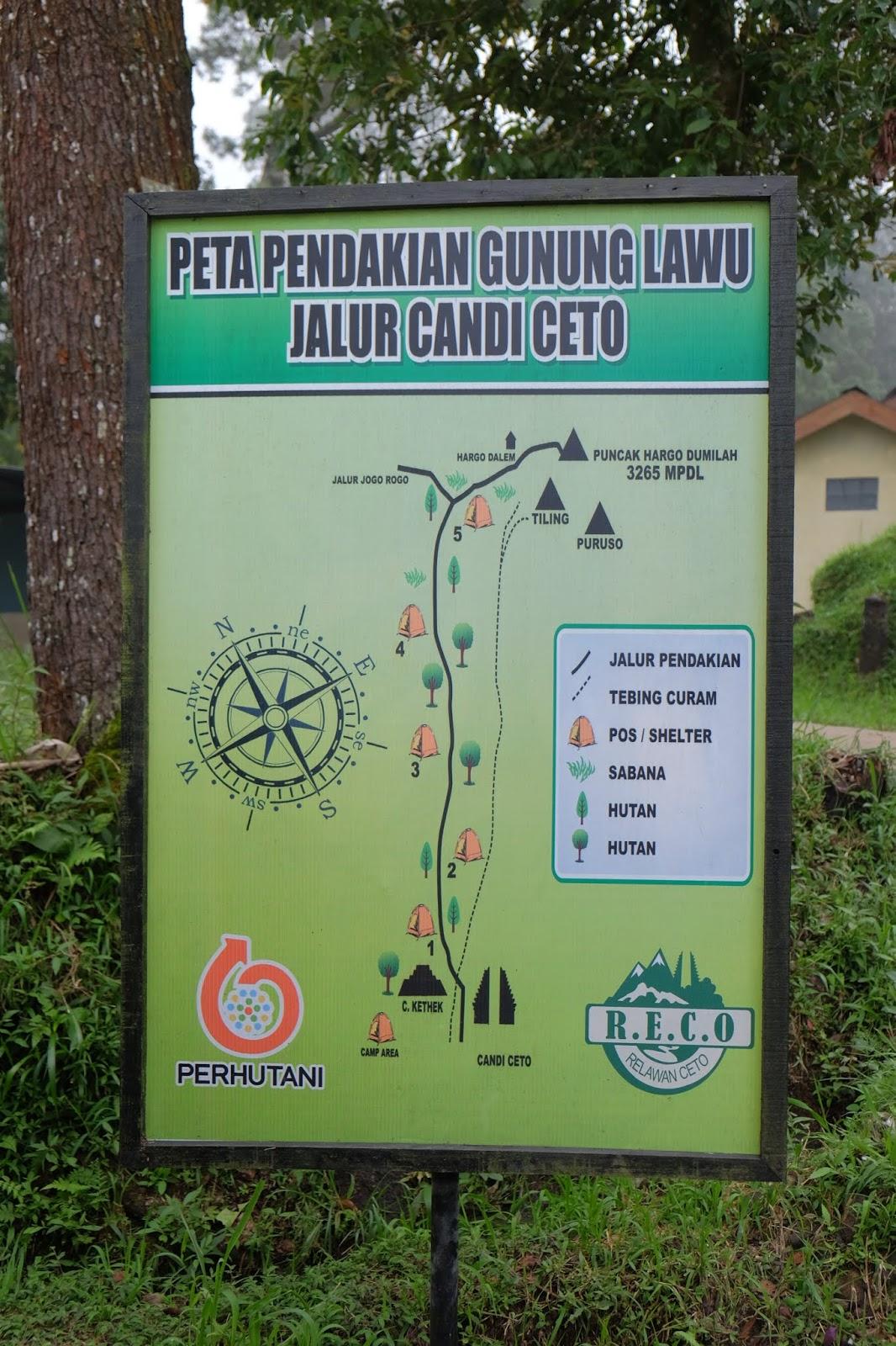 Pendakian Gunung Lawu Via Candi Cetho Mendaki Dan Menyusuri Cagar Budaya Www Ardiyanta Com