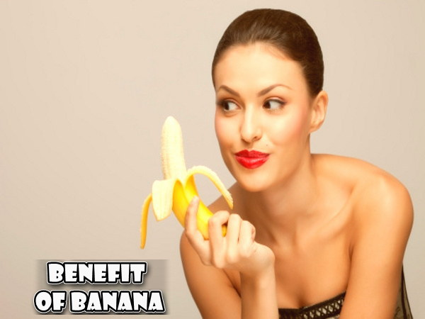 benefit of banana
