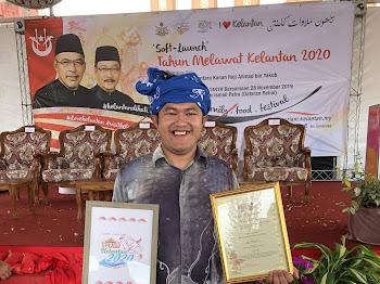 Tahun Melawat Kelantan (TMK) 2020 bertemakan Keluarga, Makanan dan Festival.