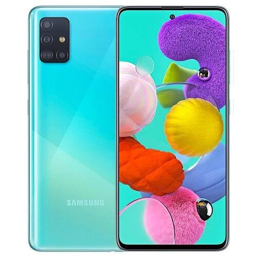 Смартфон Samsung Galaxy A51, Dual SIM, 128GB