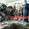 Pangdam XIV/Hsn Peletakan Batu Pertama Pembangunan Masjid AL Akbar  Dan Penyerehan Kunci RTLH Bedah Rumah