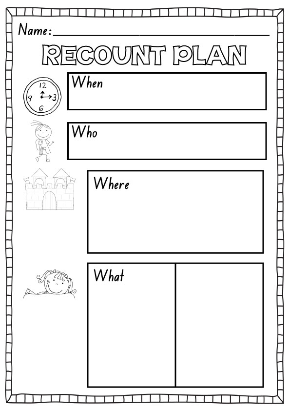 Writing an action sequence ks2 english worksheets