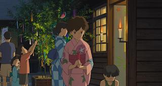 Grain In Filmele de la Ghibli