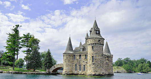 The most famous castle in USA - Boldt Castle