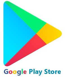 Instal aplikasi di play store