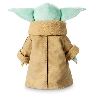 Baby Yoda/Disney/Reprodução