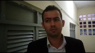 Vereador Elias Filho em entrevista concedida a nossa reportagem rebate o vereador Renato Meireles
