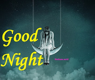 sad good night