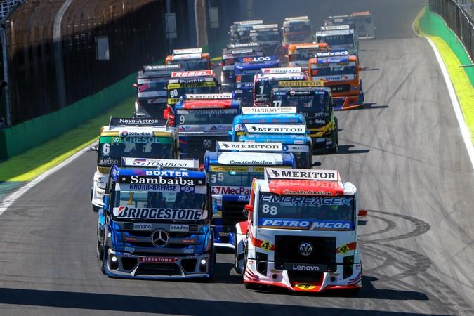 Temporada 2021: Copa Truck começa neste final de semana com uma série de novidades