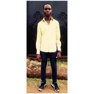 ,Olufowoke Oladunjiye Emmanuel student who blackmailed salawa abeni with her nude pictures caught