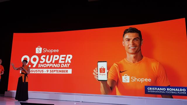 CEO Shopee : Cristiano Ronaldo sukses dongkrak penjualan