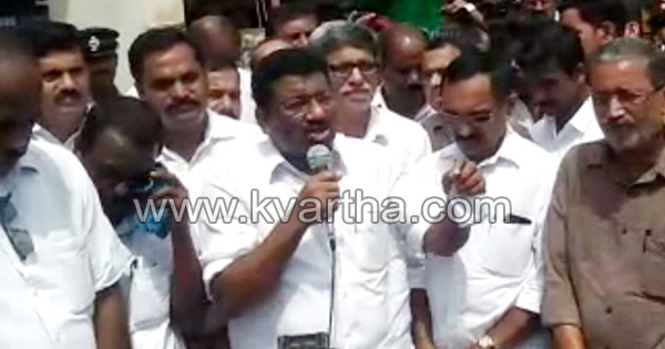 NRI businessman's death: Congress to stage protest, Kannur, News, Trending, Politics, Dead, Protesters, Congress, Allegation, CPM, Kerala