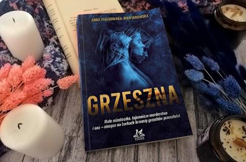 """Anna Fiałkowska-Niewiadomska """"Grzeszna"""" - RECENZJA"""