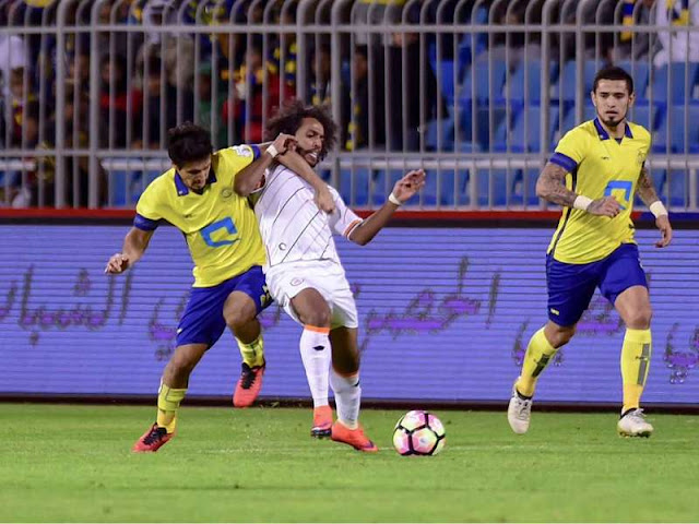 مشاهدة مباراة النصر والشباب بث مباشر