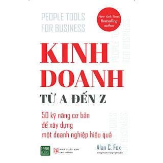 Kinh Doanh Từ A Đến Z ebook PDF-EPUB-AWZ3-PRC-MOBI