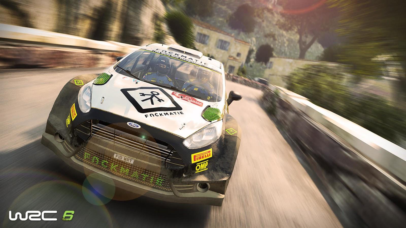 WRC 6 FIA World Rally Championship ESPAÑOL PC (STEAMPUNKS) + REPACK 4 DVD5 (JPW) 1