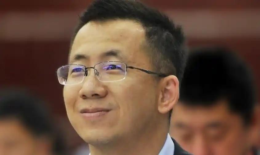 CEO of TikTok's Parent Company Resigns