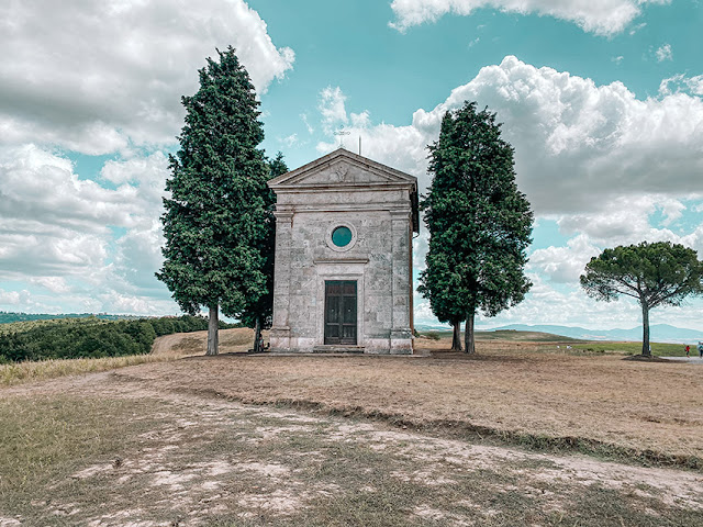 Val d'Orcia: 7 punti panoramici