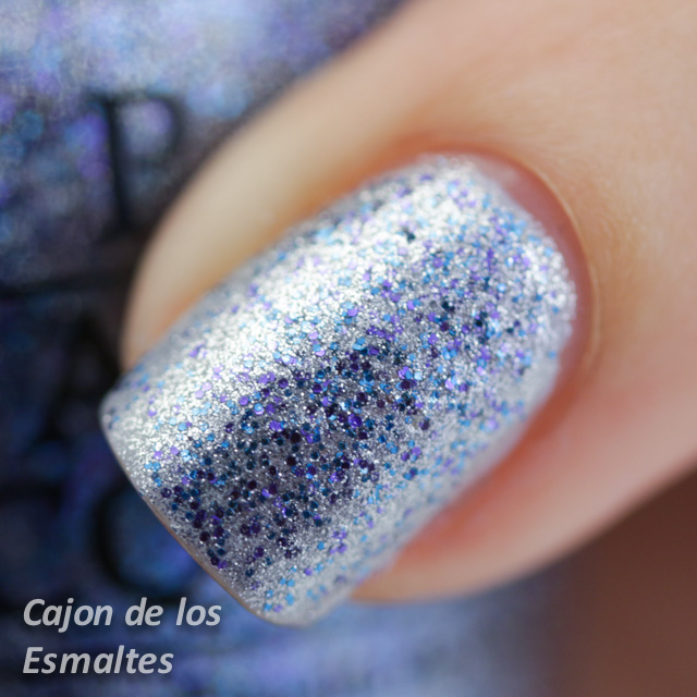 OPI - Shine for me - 50 shades of grey