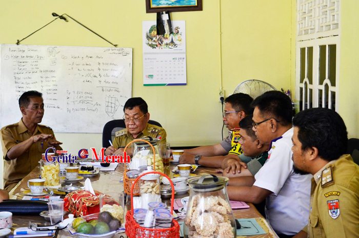 Dilewati Obor Asian Games, Khamami Pastikan Mesuji Aman