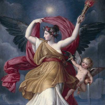 Eos, Aurora, la dea dell'Alba