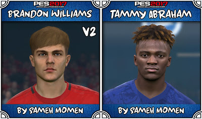 PES 2017 Facepack January 2020 V2 by Sameh Momen