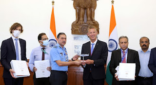 Defence Ministry signed Deal with Airbus Defence and Space of Spain