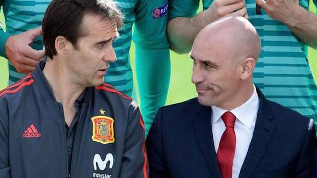 Dipecat dari Pelatih Spanyol, Julen Lopetegui Lontarkan Unek-uneknya