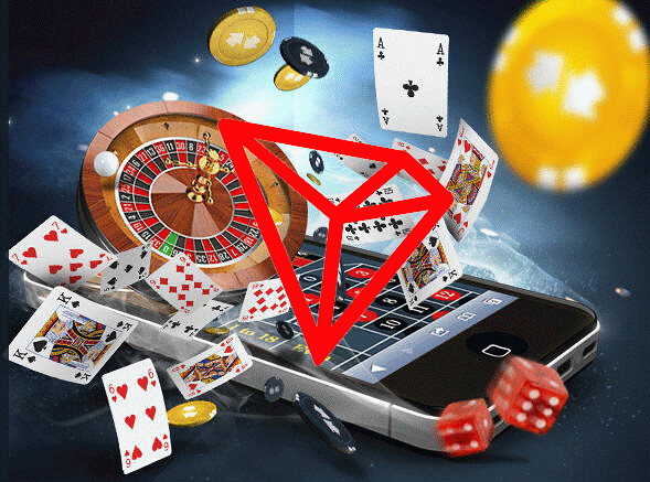 Massive movement in gambling on Tron cryptocurrency