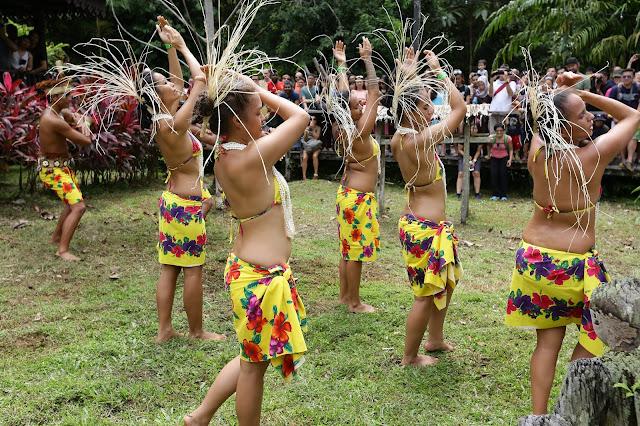 Penampil dari Hawai RWMF 2017